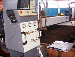 Plasma Cutting Machine No 2